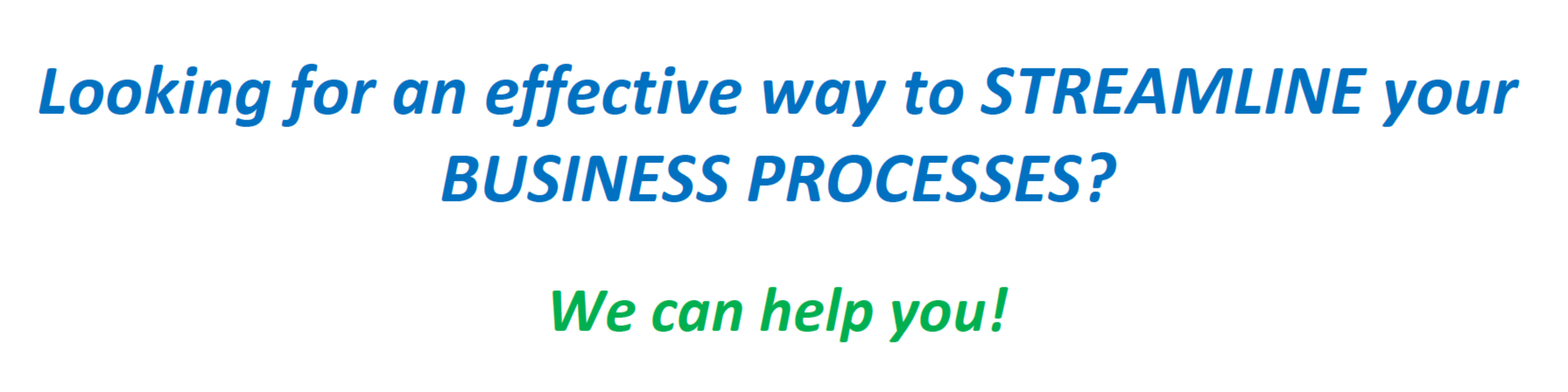 OA Solutions Streamline Processes