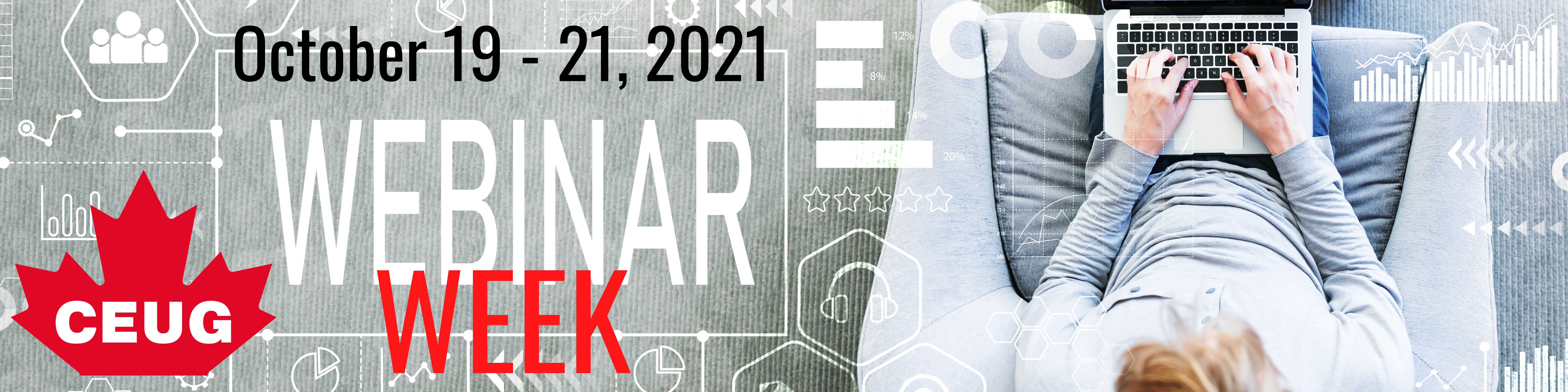 Click Here to Find Out More About the CEUG 2021 Virtual Event
